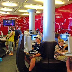 Интернет-кафе Импилахти