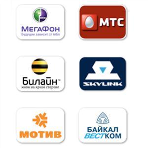 Операторы сотовой связи Импилахти