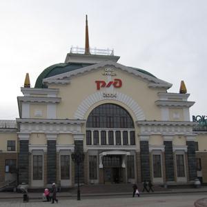 Железнодорожные вокзалы Импилахти